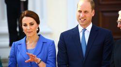 Grande-Bretagne: La princesse Kate Middleton a