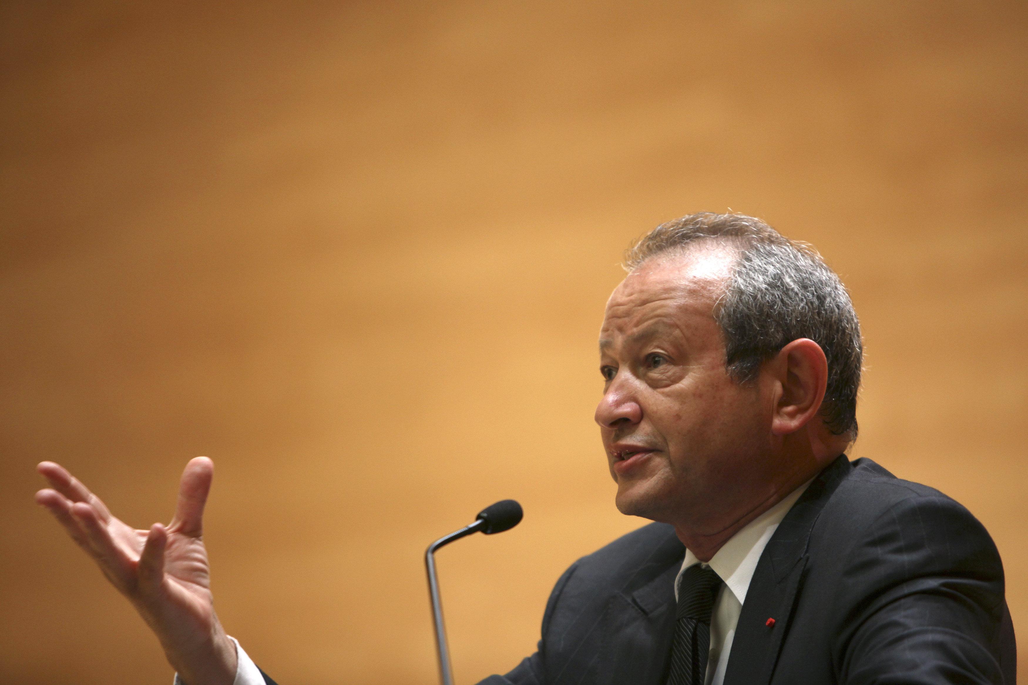 Présent au Gabès Film Festival, le milliardaire égyptien Naguib Sawiris se livre au HuffPost