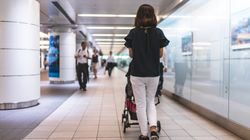 Essen: Mann bespuckt Düsseldorfer Mädchen im