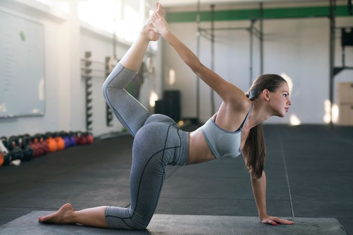 Should You Be Wearing Underwear With Your Workout Leggings Huffpost Life