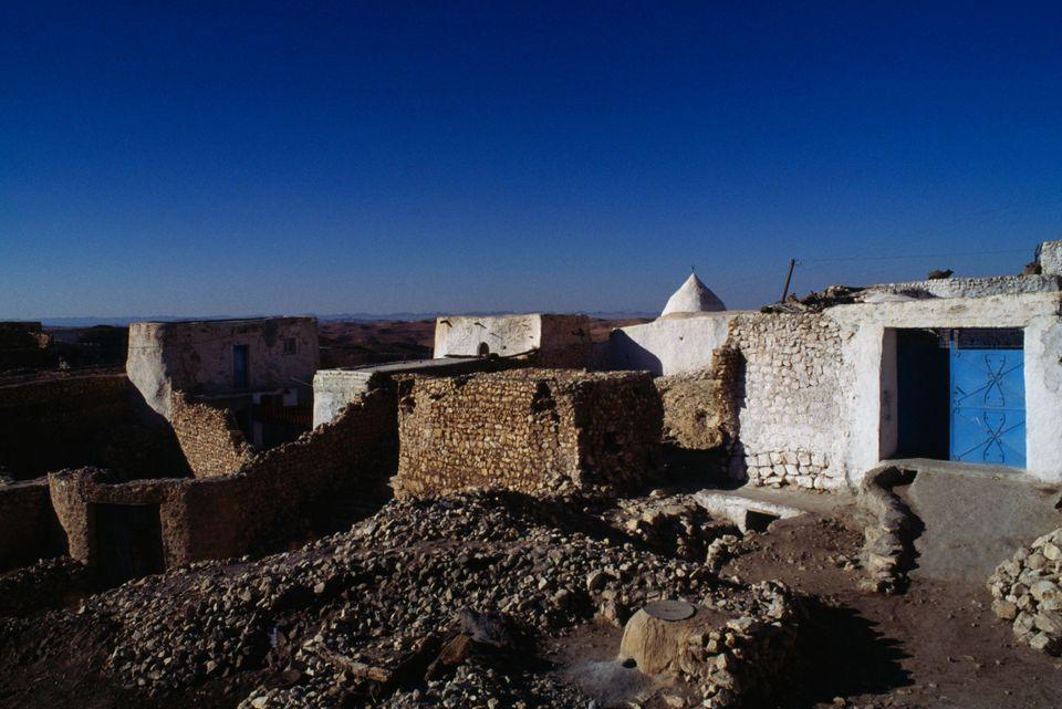 Village de Tamezret,