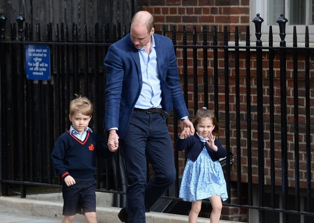 Kate Middleton, Duchess Of Cambridge, Gives Birth To Royal Baby