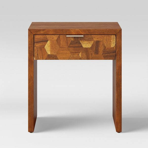 """Get it from <a href=""""https://www.target.com/p/jabiru-side-table-with-drawer-light-brown-opalhouse-153/-/A-53021657"""" target=""""_"""