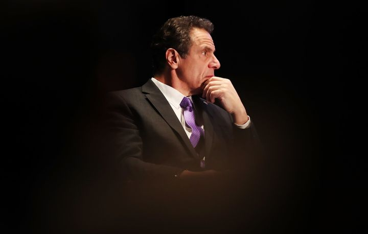Gov. Andrew Cuomo (D) is facing fierce criticism from progressives who say his climate policies don't go far enough.