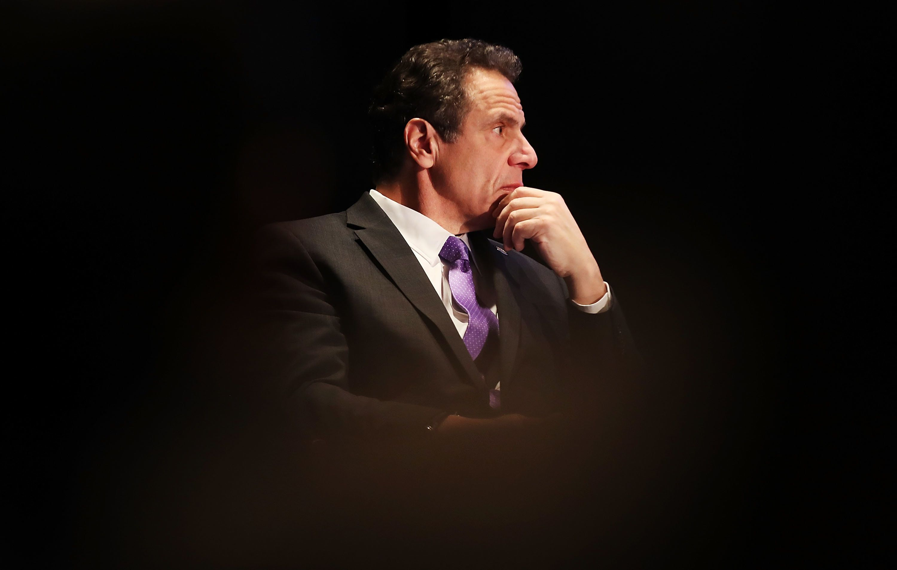 Andrew Cuomo Faces A Big Test On Climate Change. He's Already Failed Twice.