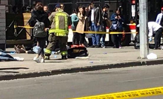 Attaque à Toronto: Alek Minassian s'était enrôlé dans l'armée