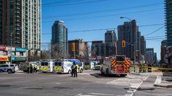 Toronto: Lieferwagen fährt in Fußgänger –Polizei spricht von 9