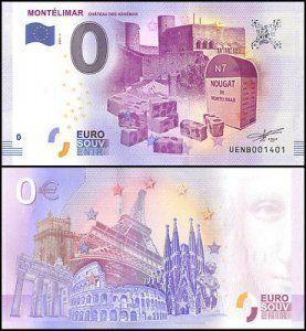 독일에서 0유로 지폐가