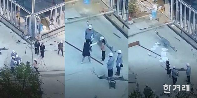 '이명희 추정 폭행 영상'에 박창진이 심경을