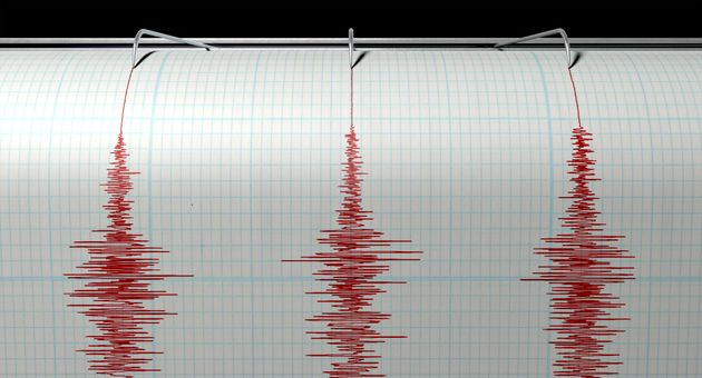 Σεισμός 3,7 βαθμών της Κλίμακας Ρίχτερ στην