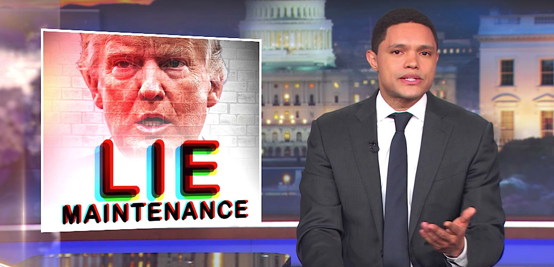 Trevor Noah: If I Supported Donald Trump, This New Revelation Would Have Me Shook