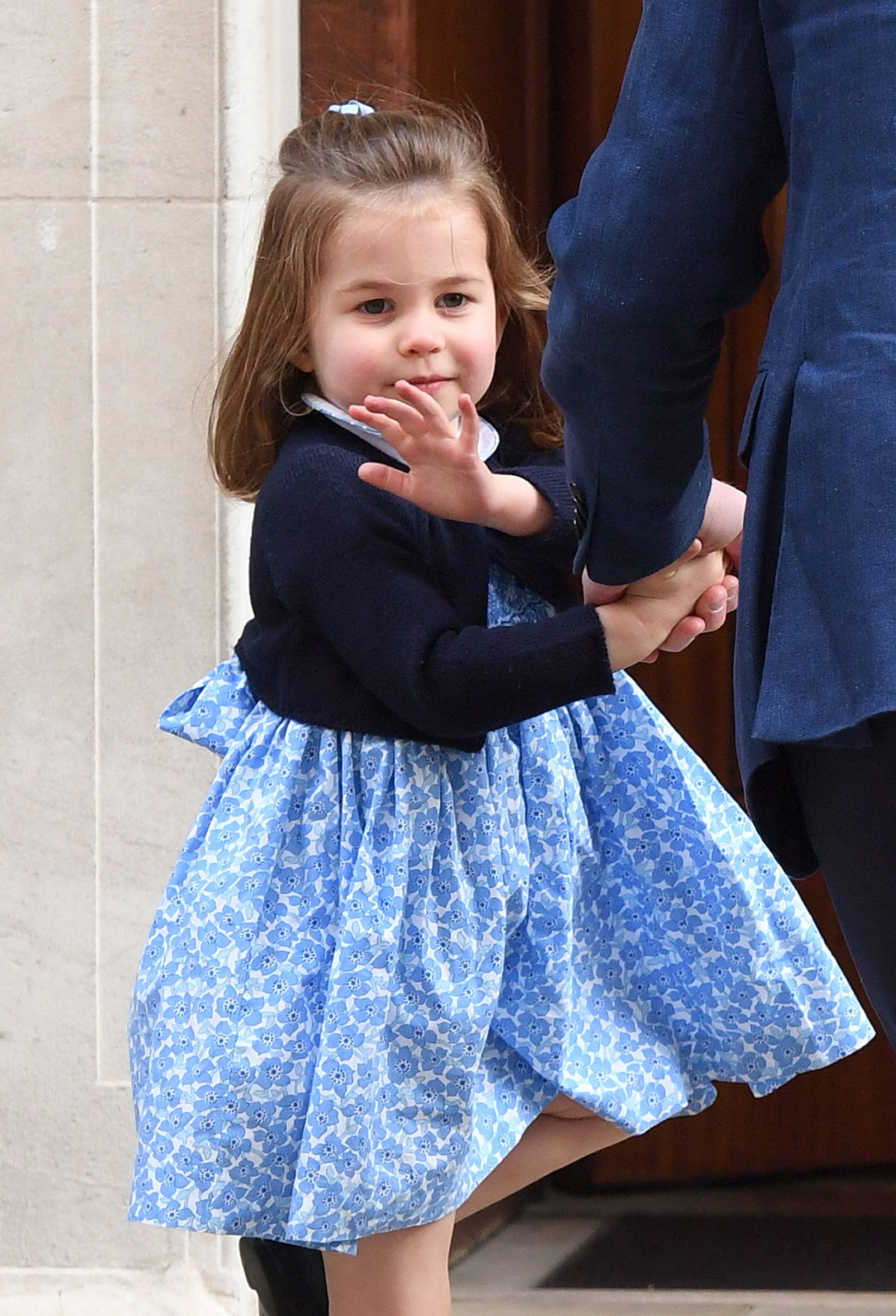 10 Times Princess Charlotte Won Us Over With Her