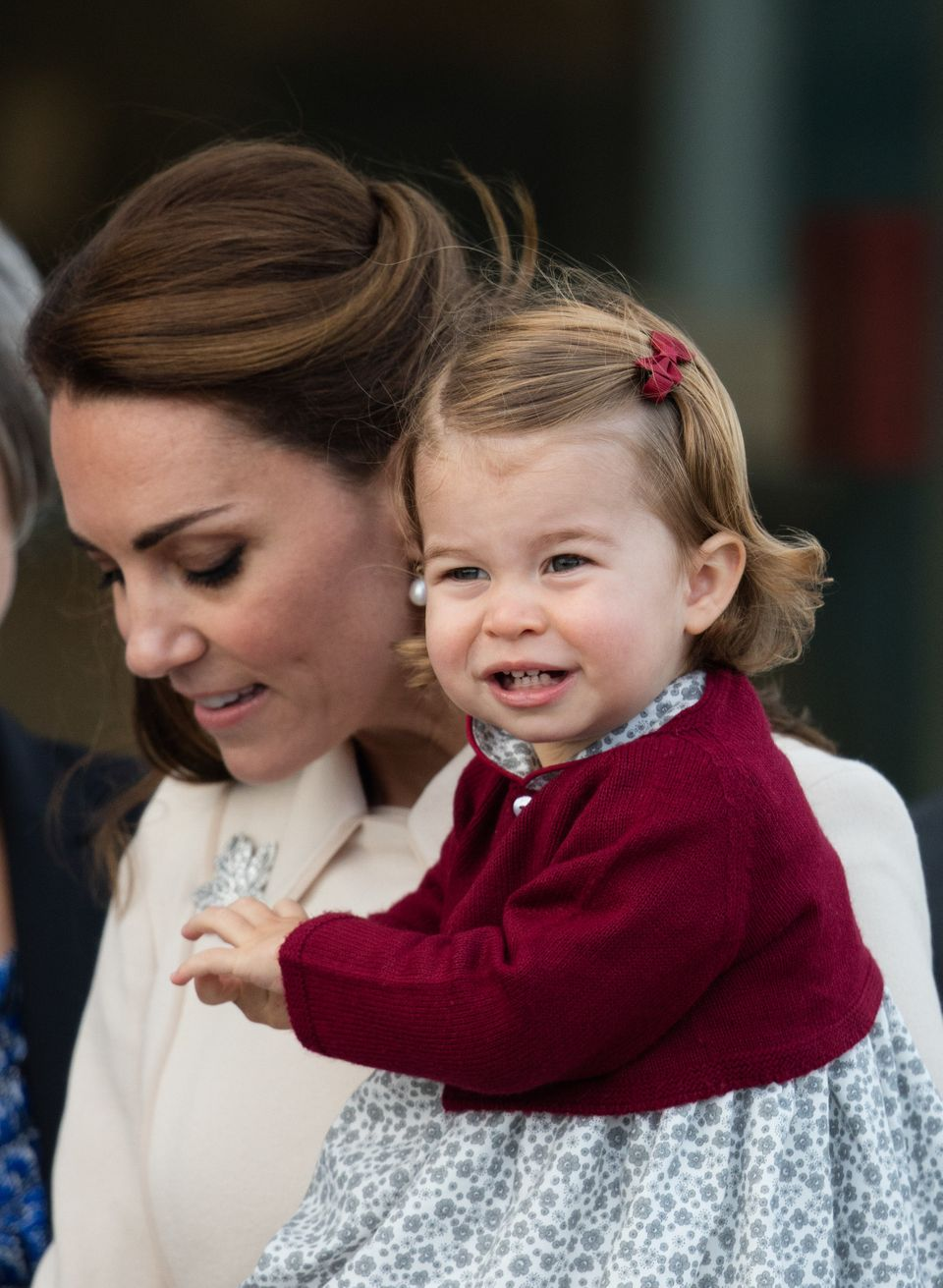 Princess Charlotte Steals The Show: 10 Times The Two-Year-Old Won Us Over With Her