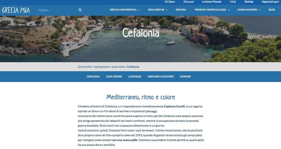 Viva la Grecia: Ιταλοί μπλόγκερς ερωτεύονται την Ελλάδα και την