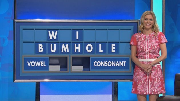 Rachel Riley's Boyfriend Pasha Kovalev Served Up Quite A Moment During 'Countdown'