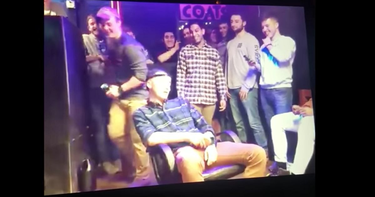 Video Shows Syracuse Frat Boys Miming Sexual Assault On Disabled Person