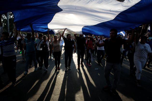Νικαράγουα: Συνεχίζονται οι αντικυβερνητικές διαδηλώσεις. Στους 27 οι