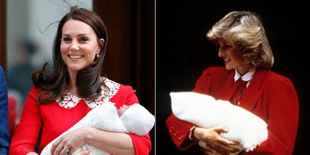 Kate όπως Diana: Σύμπτωση ή εσκεμμένη