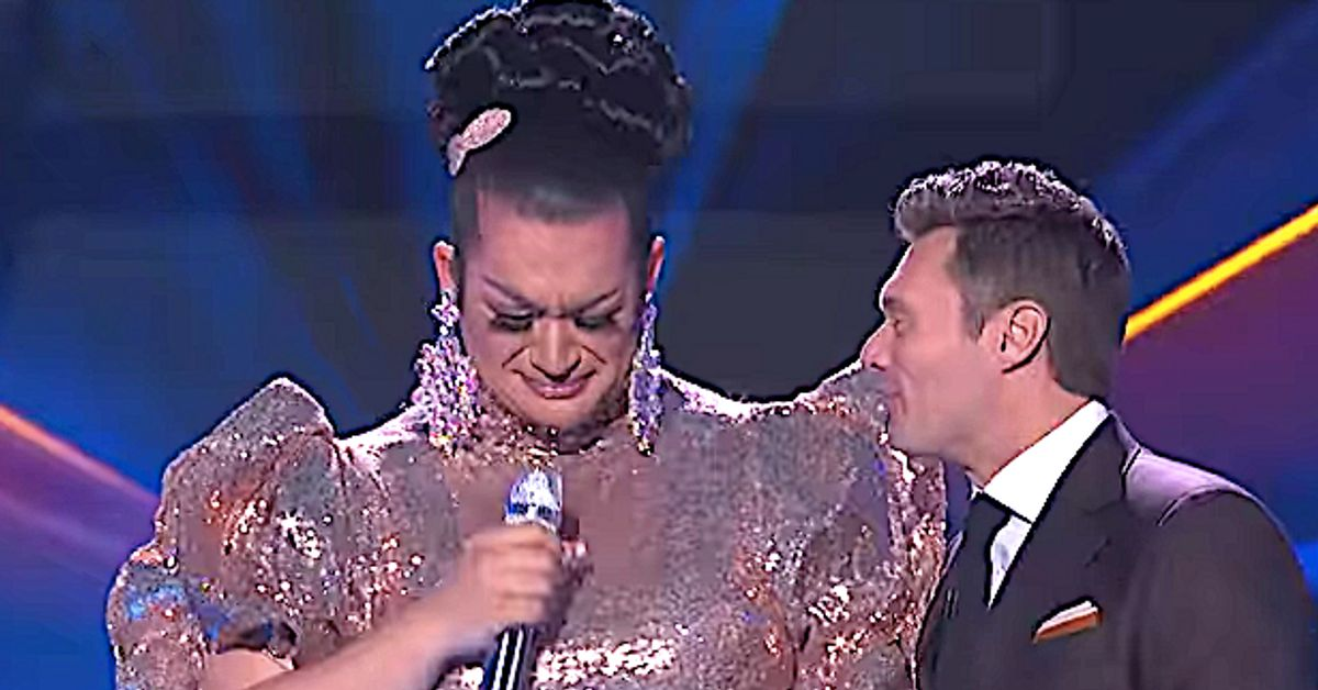 'American Idol' Judges Overrule Viewers To Send Drag Queen Ada Vox To Top 10