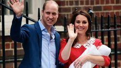 Kate Middleton est apparue dans une robe rouge Jenny Packham à la sortie de l'hôpital (et ce n'est pas