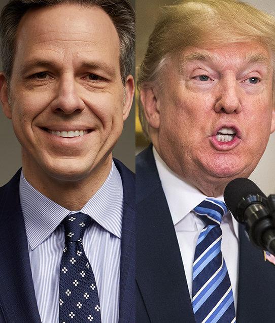 Jake Tapper Mocks Donald Trump's Nickname Fail: 'He's Lost His Ability'