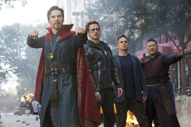 '어벤져스:인피니티 워', 개봉 5일 만에 400만