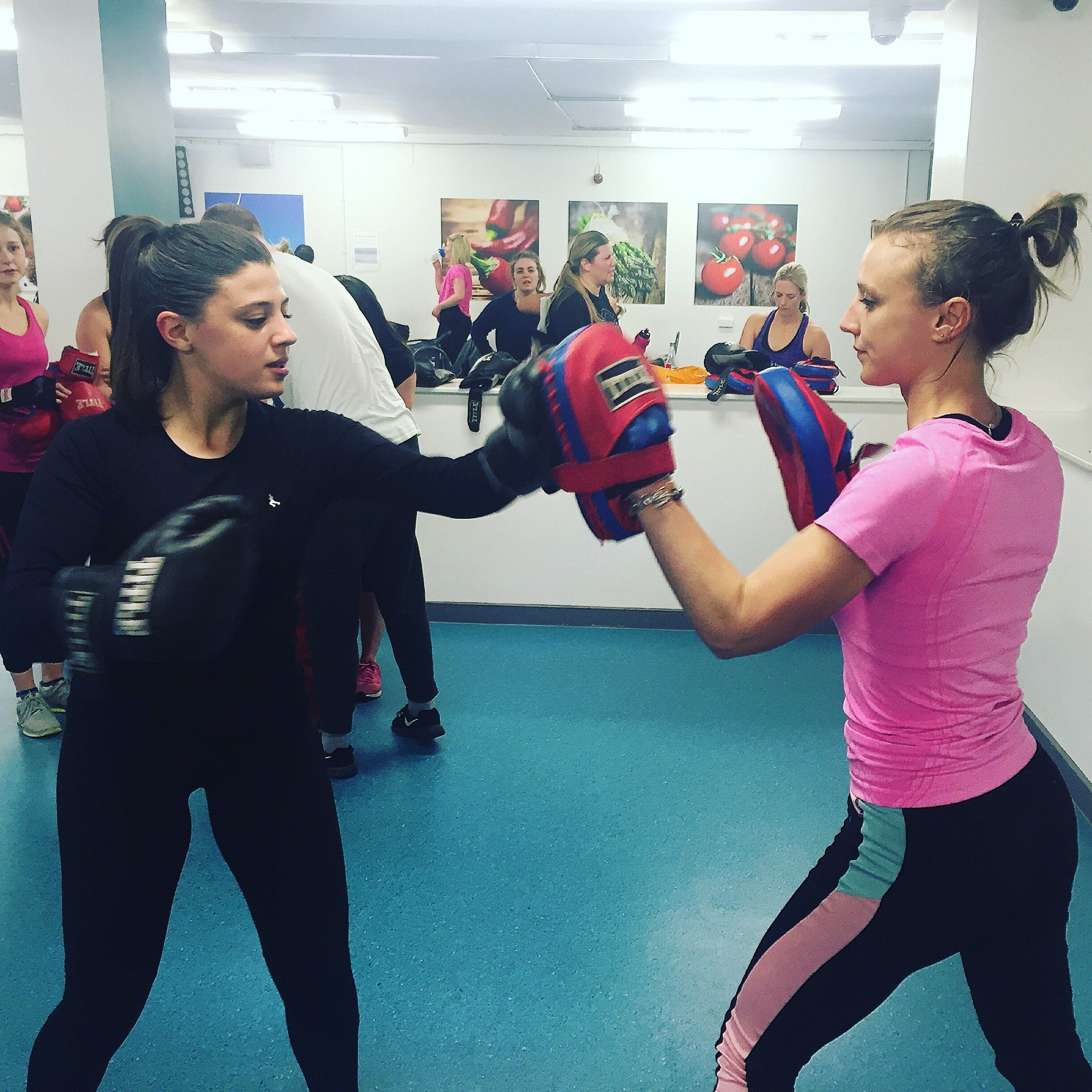 Could Boxing Be Your New Workout?
