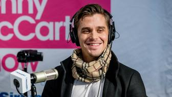 NEW YORK, NY - FEBRUARY 14:  Antoni Porowski visits SiriusXM to talk about the 'Queer Eye for the Straight Guy' reboot at SiriusXM Studios on February 14, 2018 in New York City.  (Photo by Roy Rochlin/Getty Images)