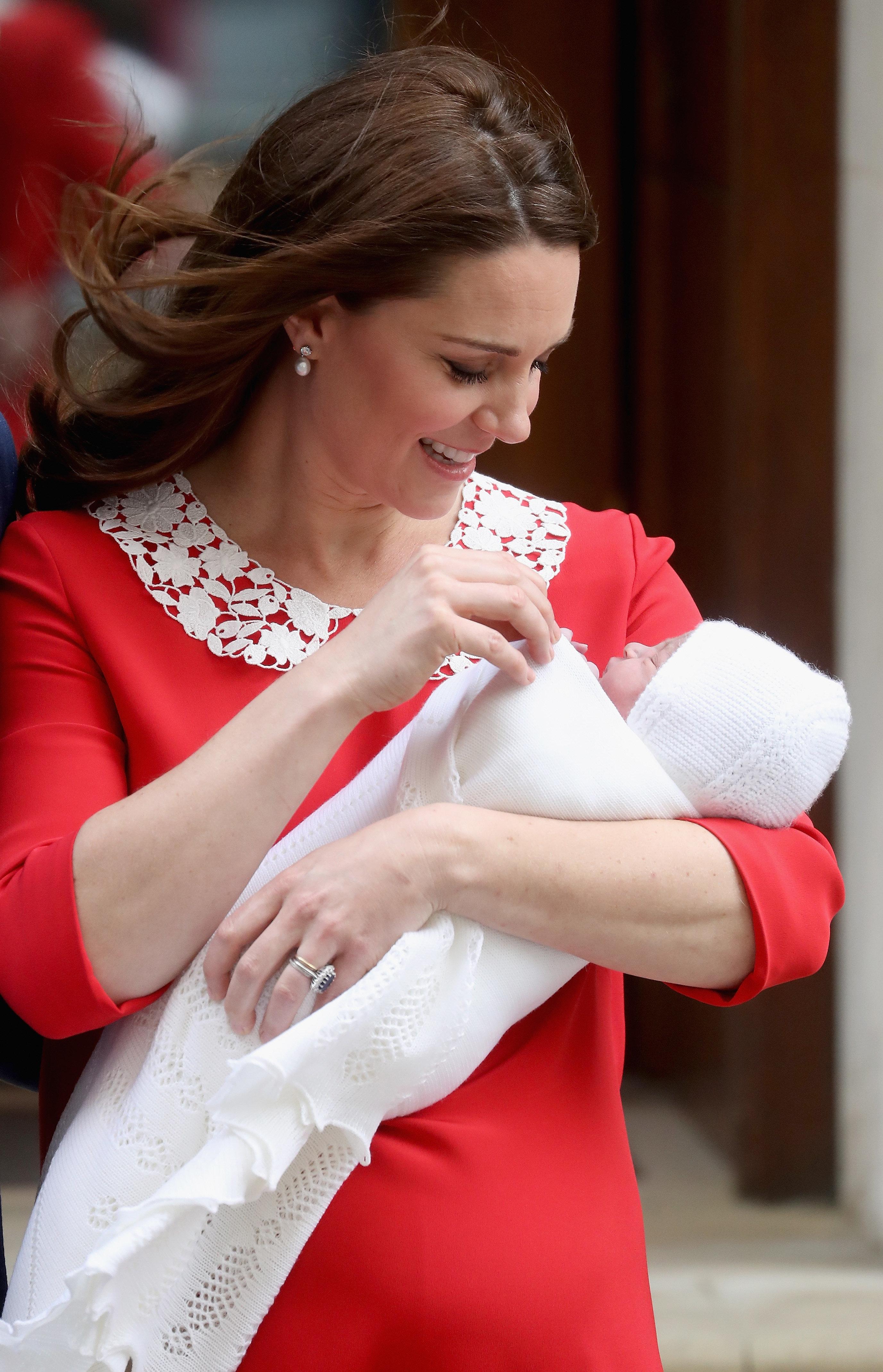 Kates Geburt zeigt einen wichtigen Unterschied zwischen Deutschland und