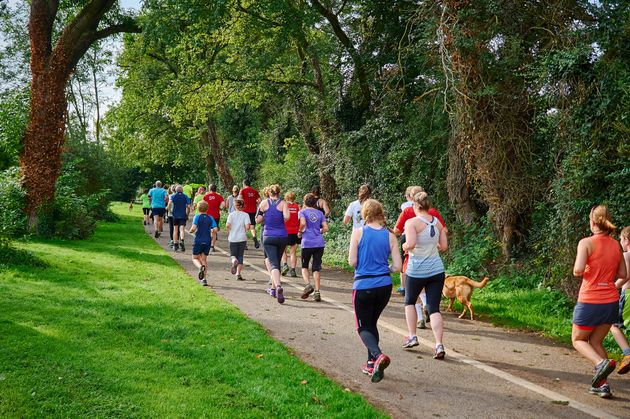People Who Do Weekend Parkruns Are Happier, Study