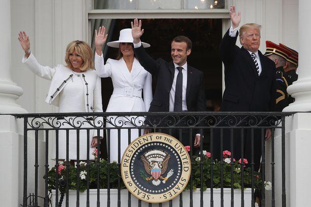 Τι περιλαμβάνει το επίσημο δείπνο του Λευκού Οίκου στο ζεύγος Macron: H διακόσμηση, το σερβίτσιο και...