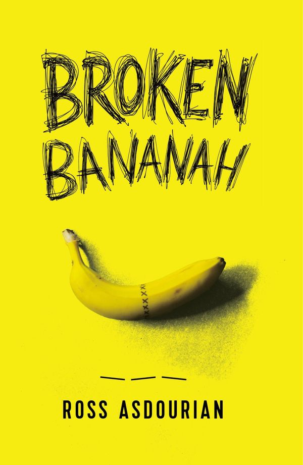 "Does Dad like to curl up with a good book? He'll love <i><a href=""http://amzn.to/2p9bPY5"" target=""_blank"">Broken Banana"
