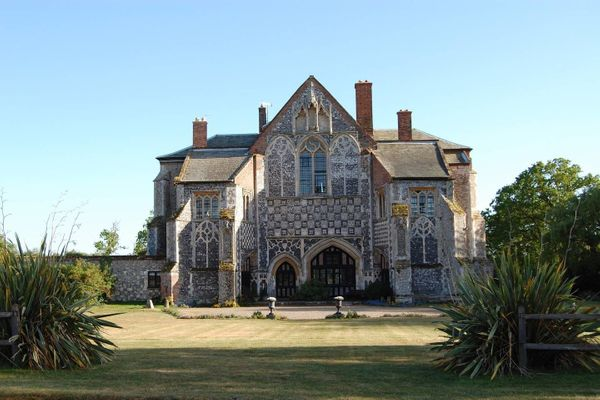 "A <a href=""https://www.airbnb.com/rooms/637153"" target=""_blank"">former Augustinian monastery</a>, Butley Priory is steeped in"