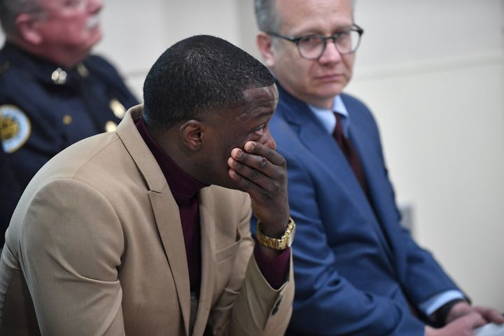 James Shaw, Jr. discusses the shooting at a Waffle House where a gunman opened fire killing four and injuring two at a press
