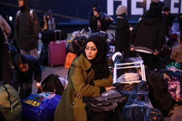Συνολικά 18.939 πρόσφυγες και μετανάστες εισήλθαν τους πρώτους 4 μήνες του 2018 στην Ευρώπη