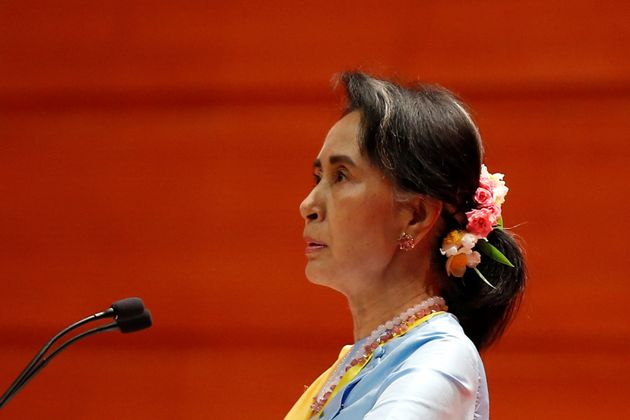 Aung San Suu Kyi has remained tight-lipped about the state-sanctioned massacre of Rohingya Muslims in...