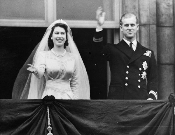 """Six years after the wedding,Elizabeth returned to Westminster Abbey <a href=""""https://www.royal.uk/50-facts-about-queens"""