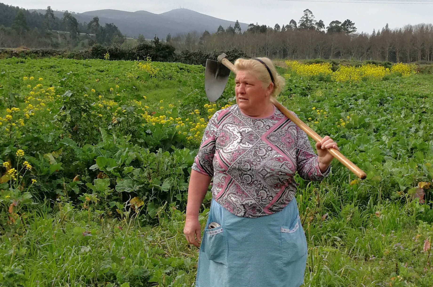 Spanish Woman Looks More Like Trump Than The Donald Himself