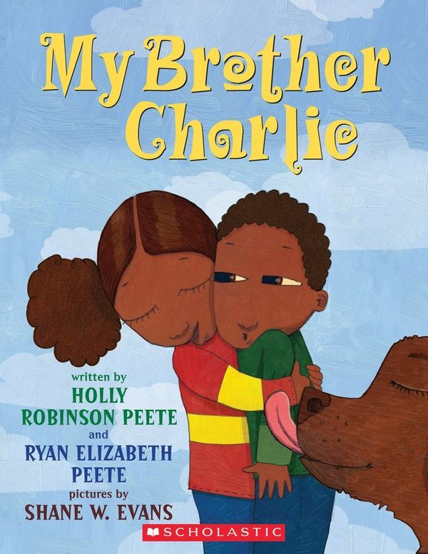 Actress and advocate Holly Robinson Peete collaborated with her daughter Ryan to write <i>My Brother Charlie</i>, which is ba