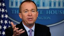 Mick Mulvaney Admits He Spoke Only To Lobbyists Who Paid Him