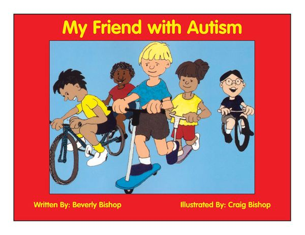 This book grew out of Beverly Bishop's desire to educate her son's classmates about autism by promoting a sense of tole