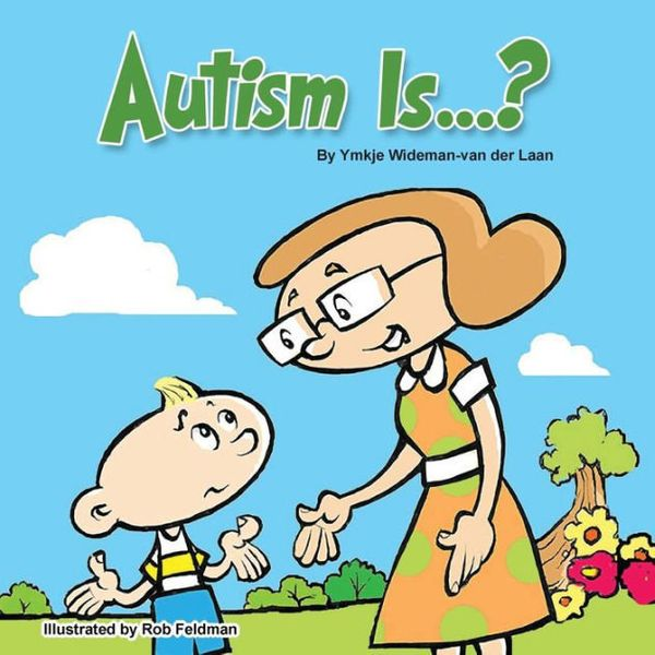 In this book, a grandmother explains to her grandson, who is on the spectrum, what autism is. <br>(Written by Ymkje Wideman-v