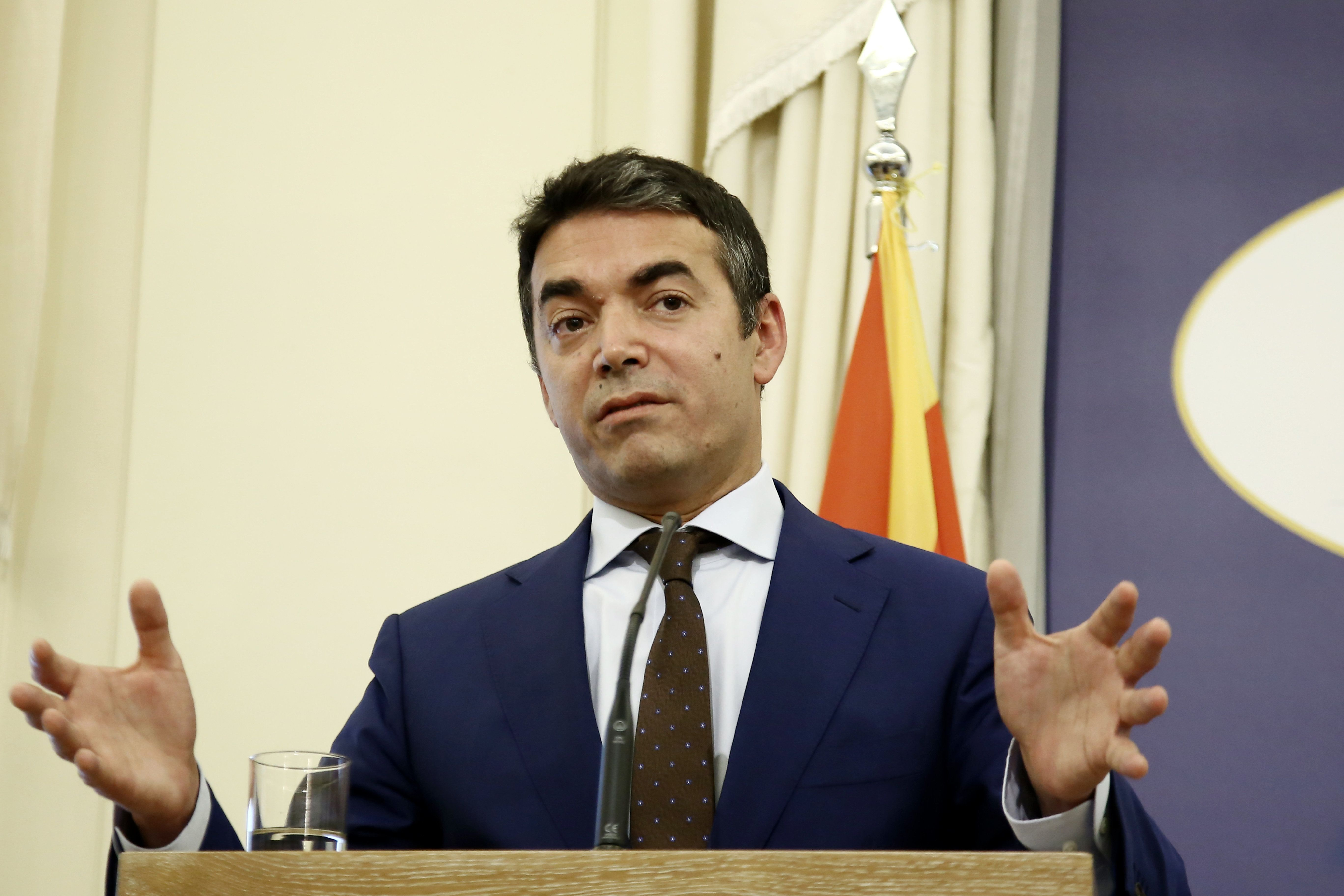Επικίνδυνη η διαρροή στοιχείων για τη διαπραγμάτευση στο Σκοπιανό. Εμποδίζουν τις προσπάθειες, λέει ο