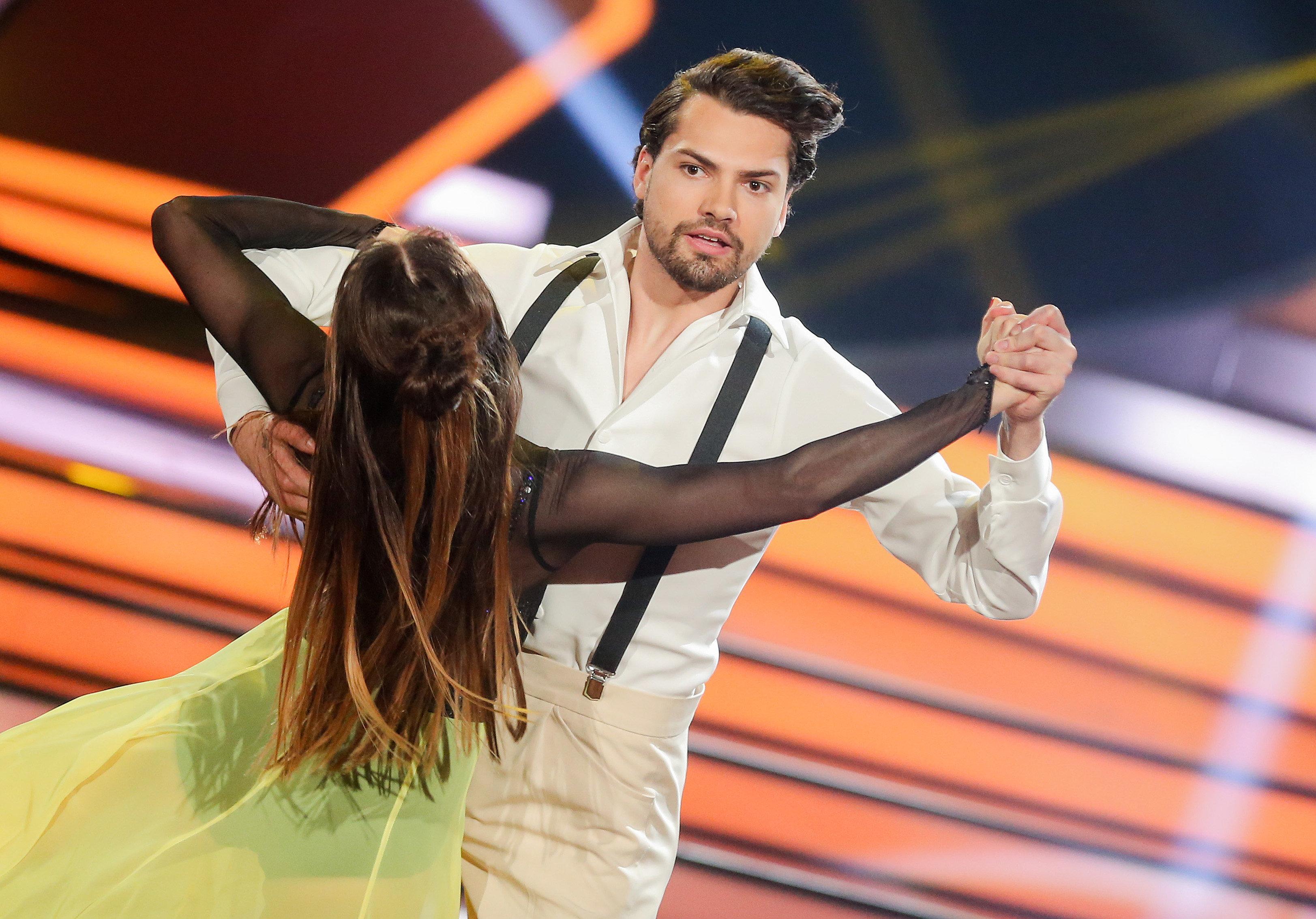 """""""Let's Dance"""": Jimi Blue Ochsenknecht verletzt – ein Model rückt nach"""