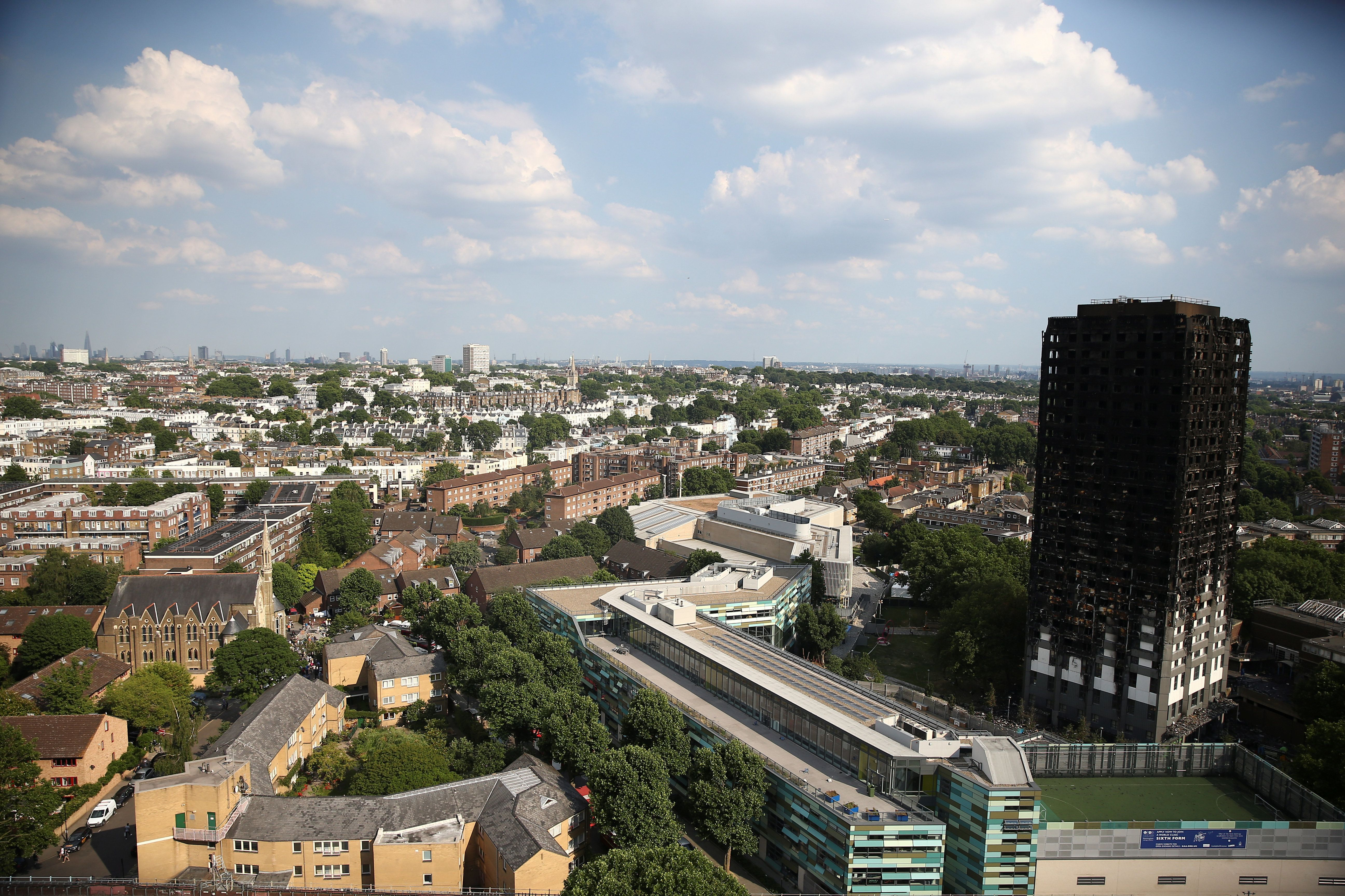 Fire Experts Say Safety Checks Need 'Urgent Review' After Grenfell Blaze