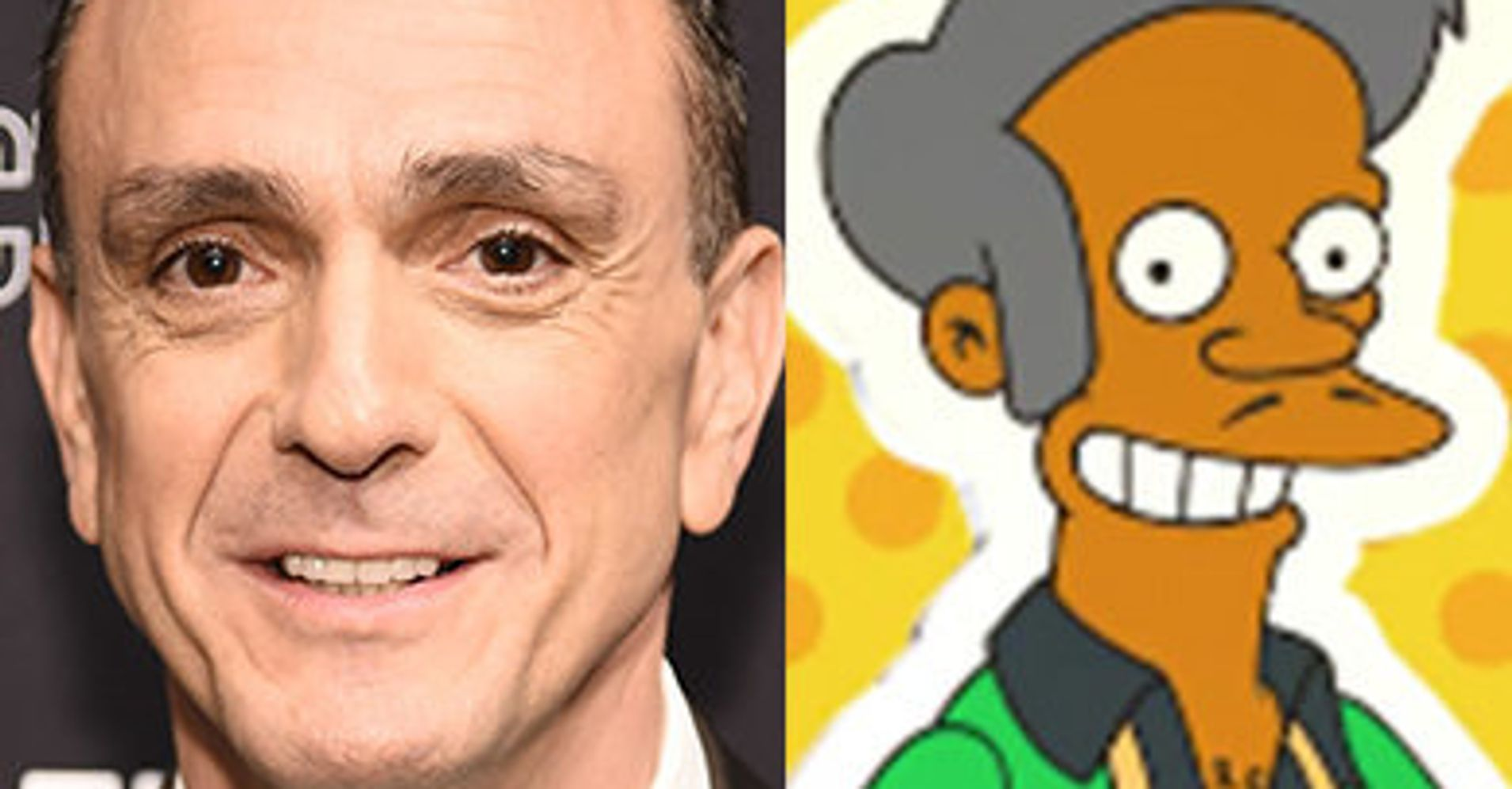 Hank Azaria Is Happy To 'Step Aside' From Voicing Apu On 'The Simpsons'