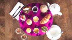 Mile High Tea Club: You Can Now Have Afternoon Tea At