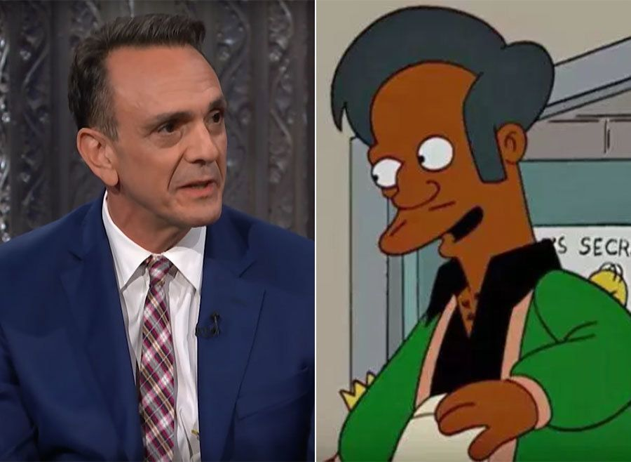 'The Simpsons' Actor Hank Azaria Says 'Stepping Aside' From Voicing Apu 'Feels Right'