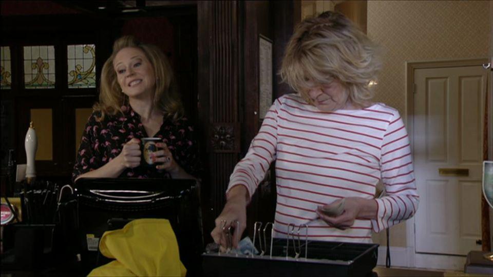 'EastEnders' Characters Celebrate Arrival Of Royal Baby In Hastily-Filmed Scene