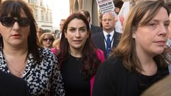 Labour MPs Rally Around Colleague Ruth Smeeth Ahead Of Anti-Semitism
